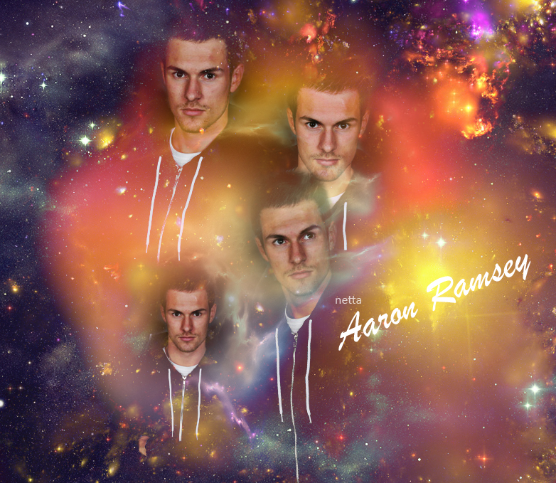 Aaron Ramsey by netta95