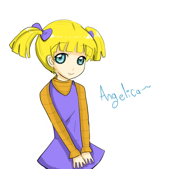 Angelica Pickles by MySweetArte