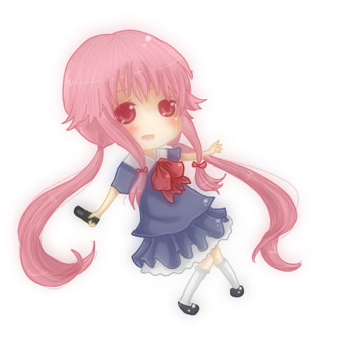 Yuno by MySweetArte