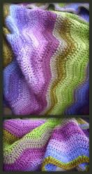 Baby blanket by geverto