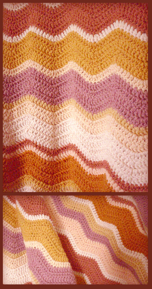 Baby blanket pink by geverto