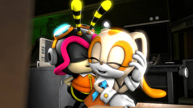 Cream and Charmy Request 2