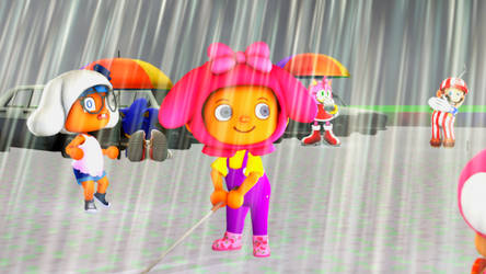 (SFM) Rodmarsim Golfing In The Rain