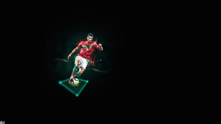 Cristiano Ronaldo by Khalid94
