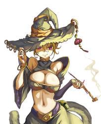 witch by darker305