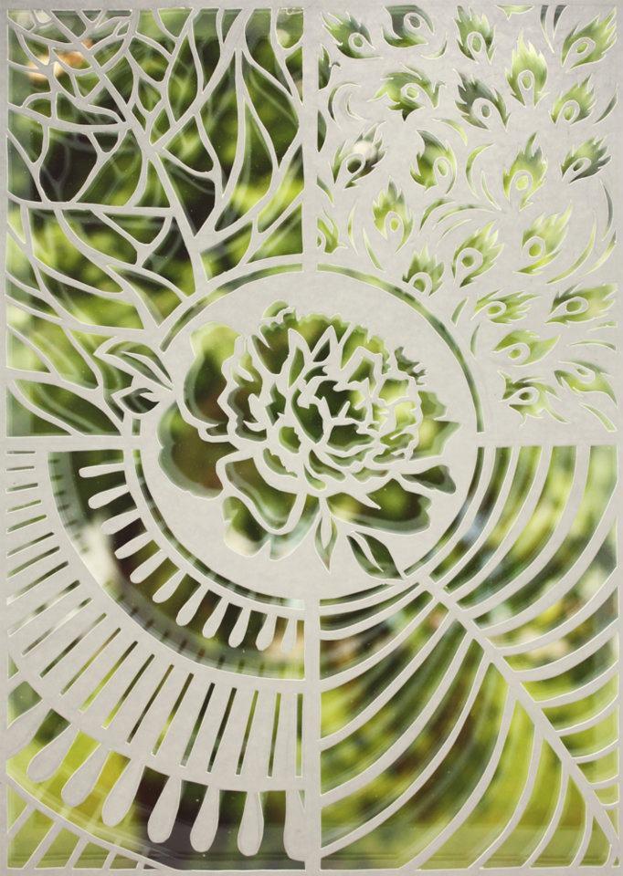 Beautiful papercutting by innaadamenya on deviantart for Beautiful paper cutting art