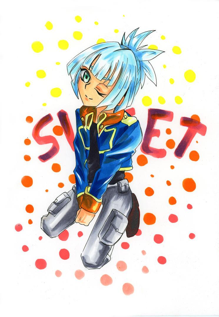 Sweet by Karontye