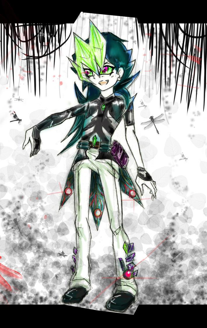 Ichiro Roughly coloured by Karontye