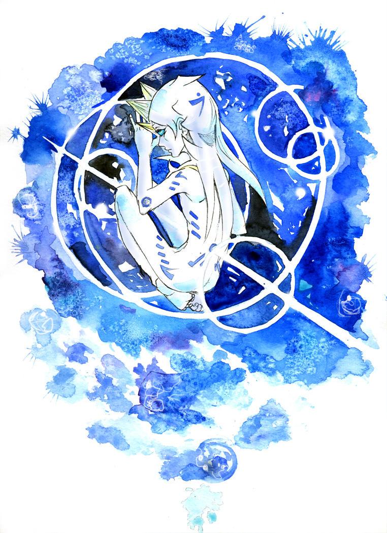 Astral Version of Ichiro by Karontye