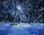 Lonley Christmas by Karontye