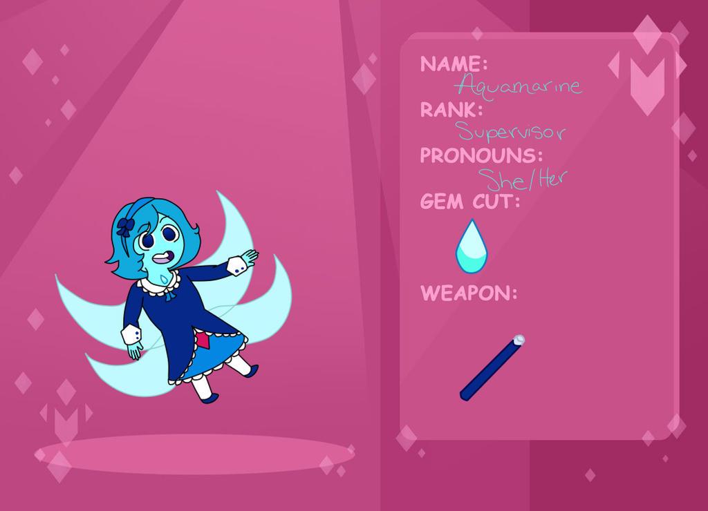Aquamarine [MD App] by Otakuforlife19
