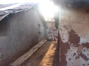 Ugandan Alleyway