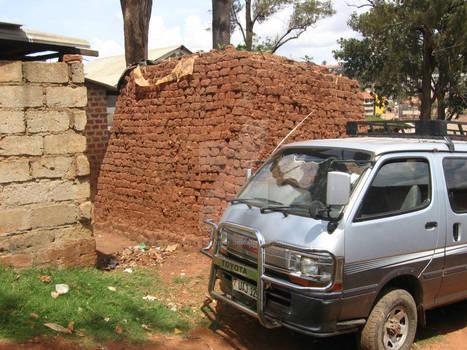 The Van in Kampala