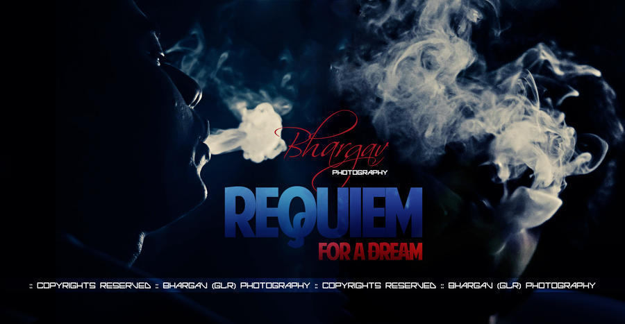 Requiem For A Dream by snapperbm on DeviantArt
