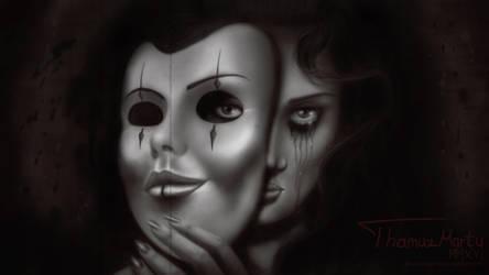 Behind the mask by ThamuzMartu