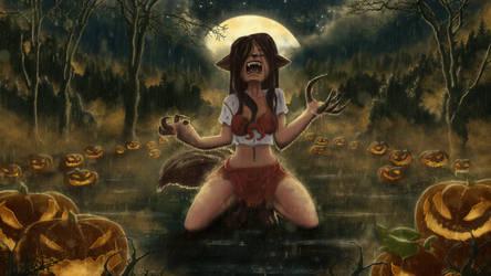 31 Nights Kilt Girl Contest entry by ThamuzMartu