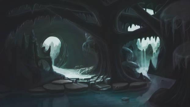 Random Cave by ThamuzMartu