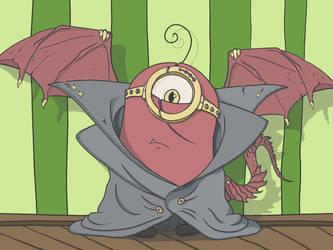 Demonic minion, Ralph