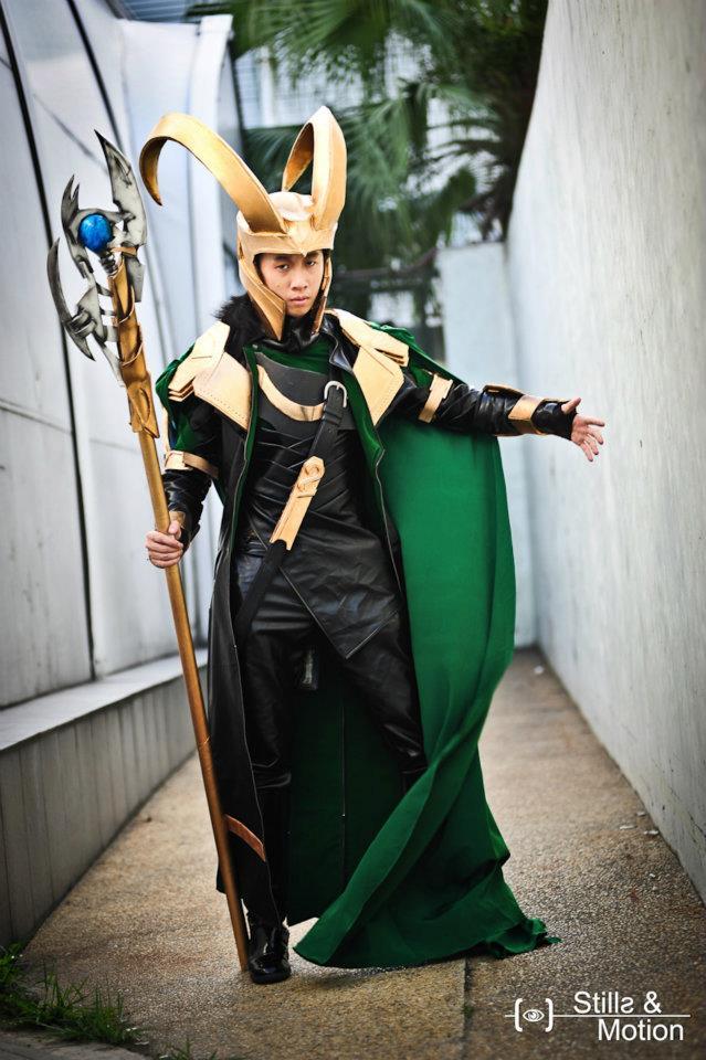 Loki by LadyAngelus