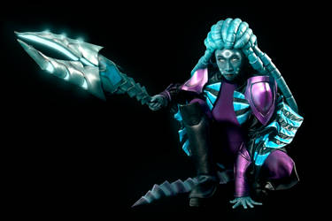 Minerva (Strife game) Cosplay by LadyAngelus