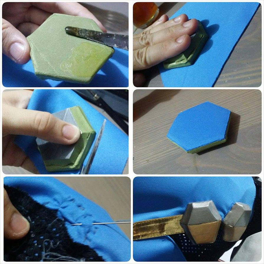 Diy On Eva Foam Attach To Fabric By Ladyangelus On Deviantart
