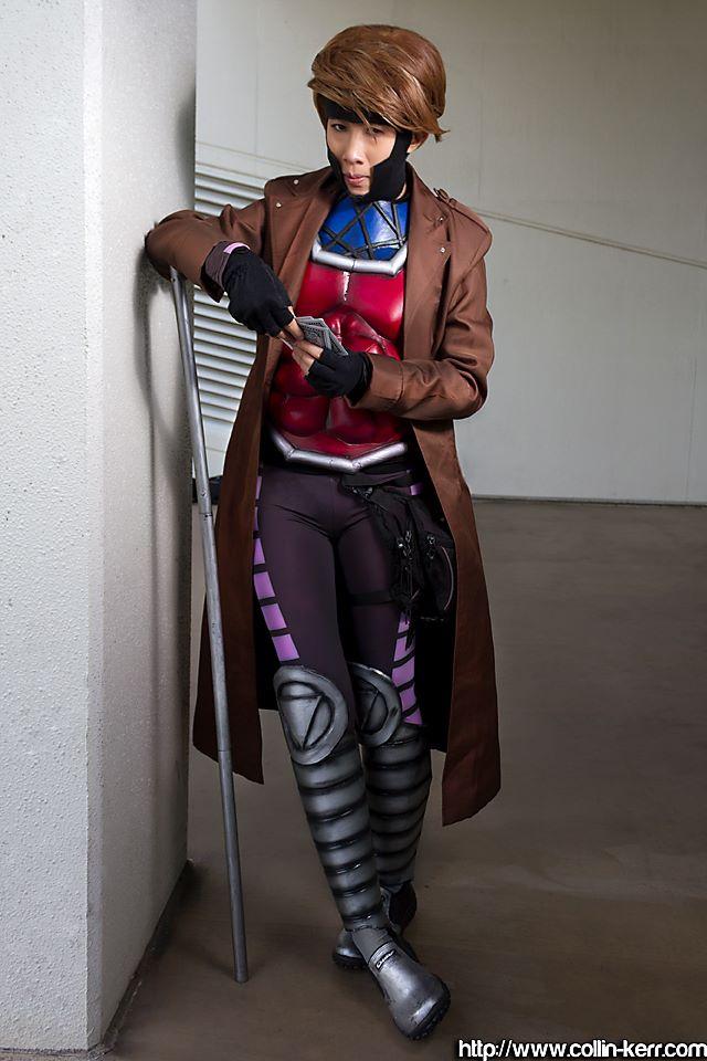 Gambit Cosplay by LadyAngelus