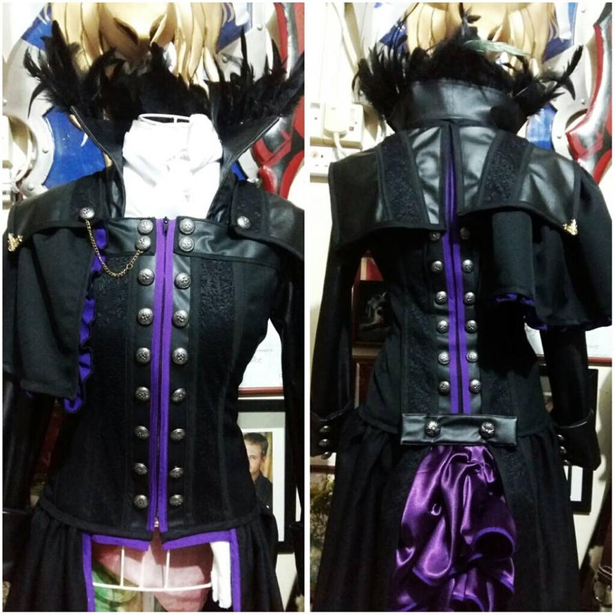 WIP Lucy Thorne (Assassin's Creed Syndicate) by LadyAngelus