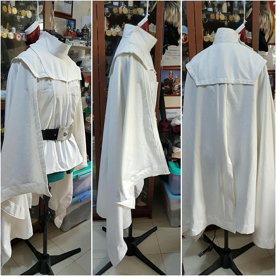 Star wars - Krennic Raincoat by LadyAngelus