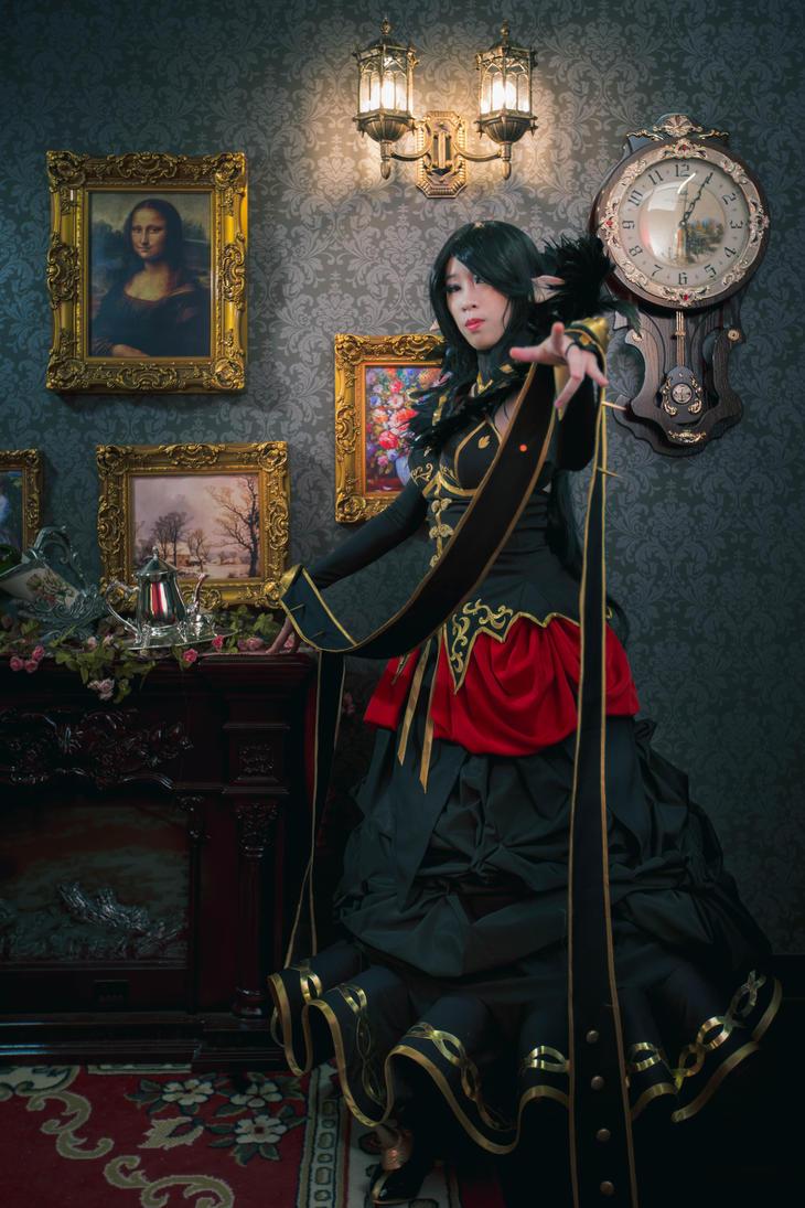 FGO Semiramis Cosplay by LadyAngelus