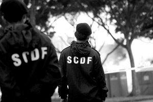 SCDF by LadyAngelus