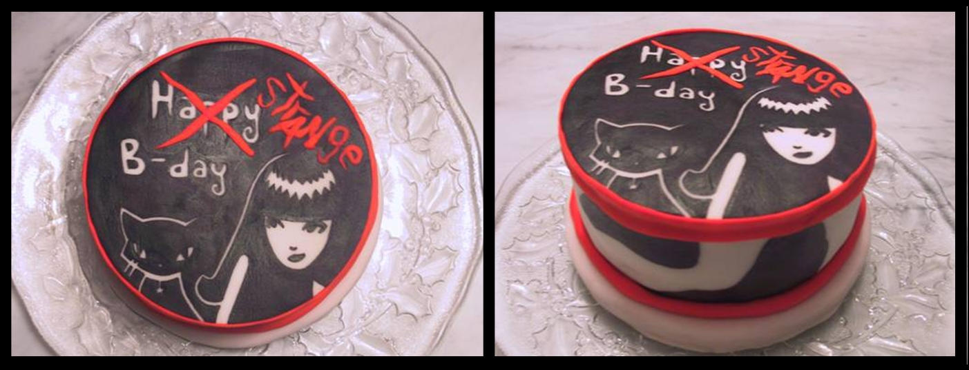 Strange Birthday Cake By Sillycious On Deviantart