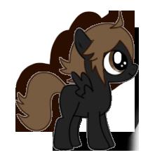 PokeSpe Pony - Colt Black by EifiHanaki