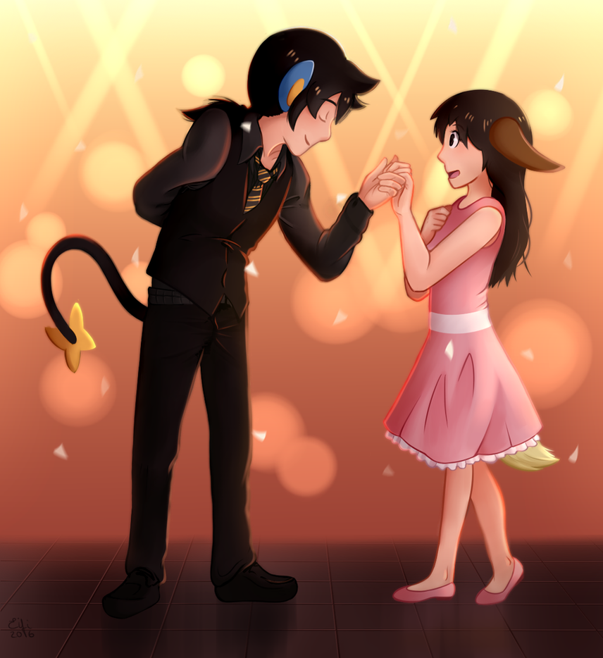 Can I have this dance? by EifiHanaki
