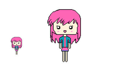 One of my old pixel arts