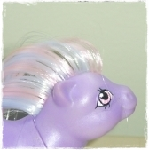 Baby Fluffy Protrait by PrincessTaffy