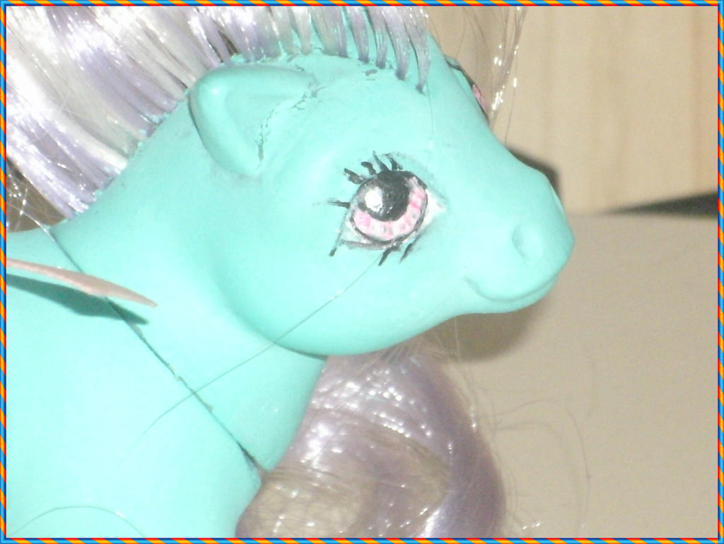 Mintdreams Protrait by PrincessTaffy