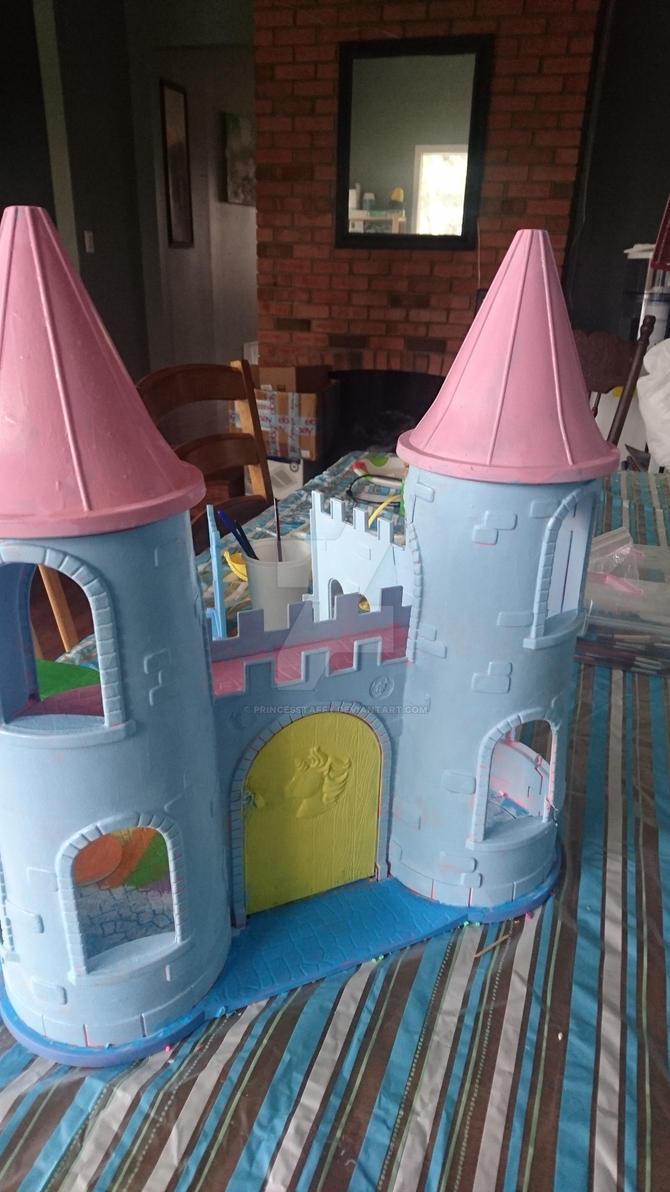 Dream castle customized. by PrincessTaffy