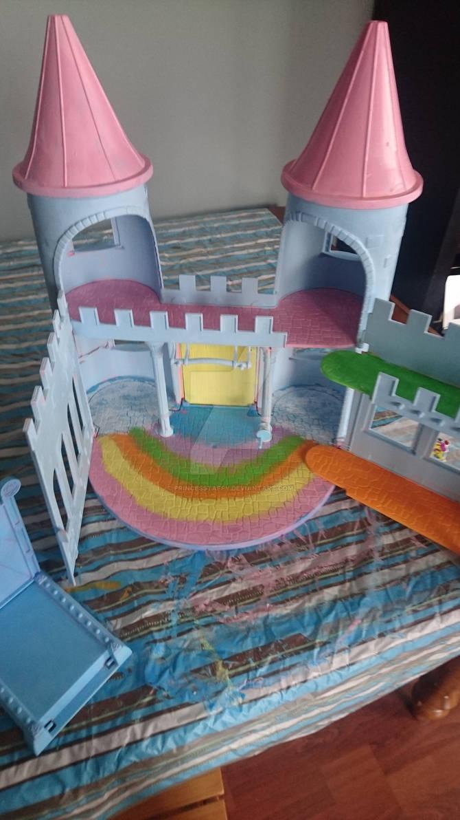 my little pony dream castle custom 2