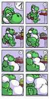 Yoshi Fattening :P