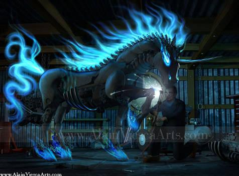 Iron Unicorn