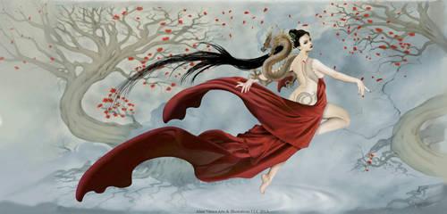 Mist Dancer by Corbistiger