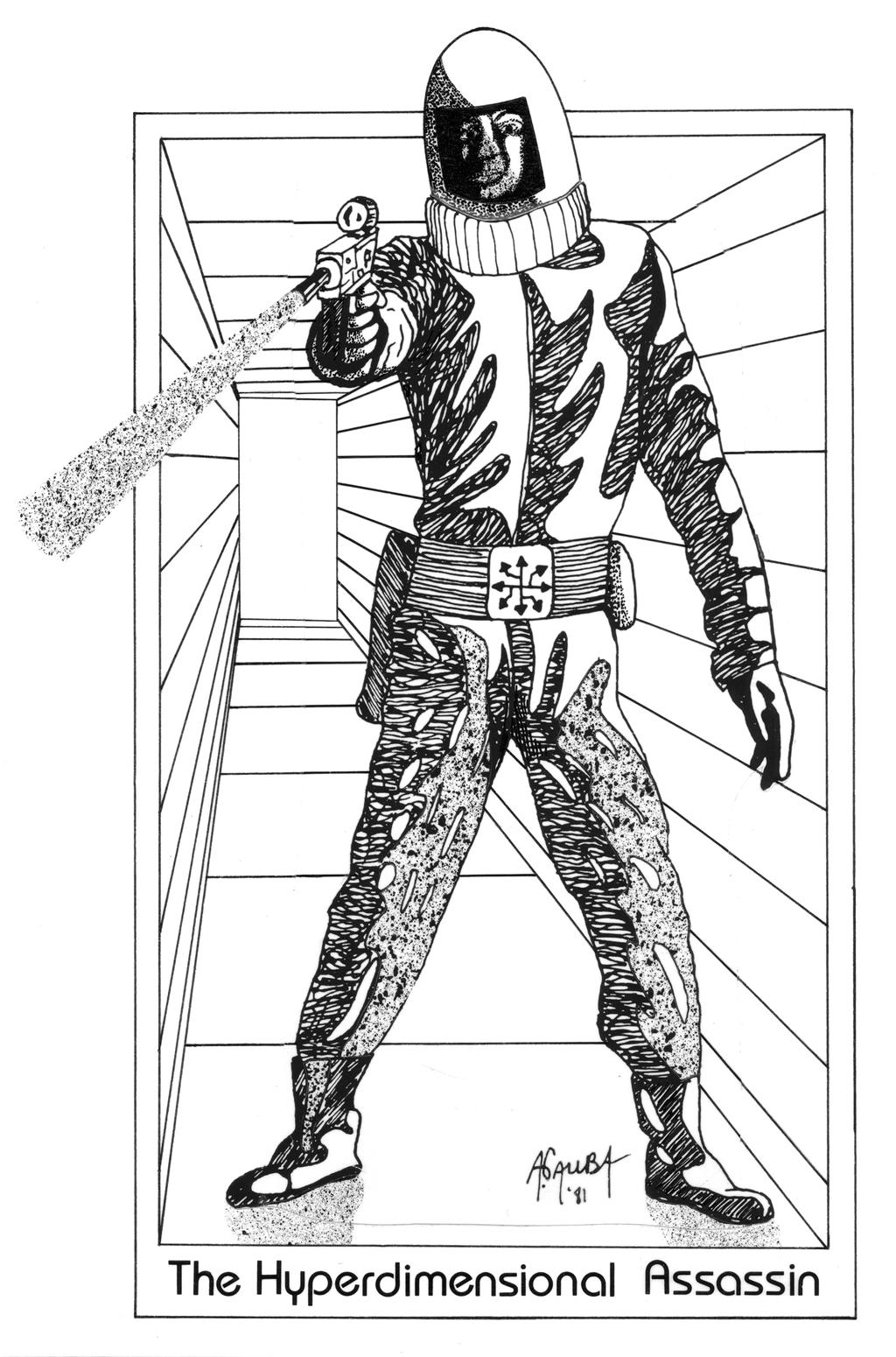 The Hyperdimensional Assassin