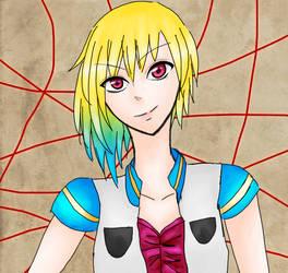 character sketch by shiroihimedesu
