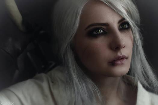 The Witcher 3: Wild Hunt - Cirilla Fiona Elen Rian