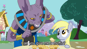 Bills Wants A Muffin, From Derpy
