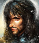 Kili The dwarve