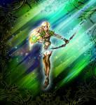 Might and Magic: CoH - Anwen