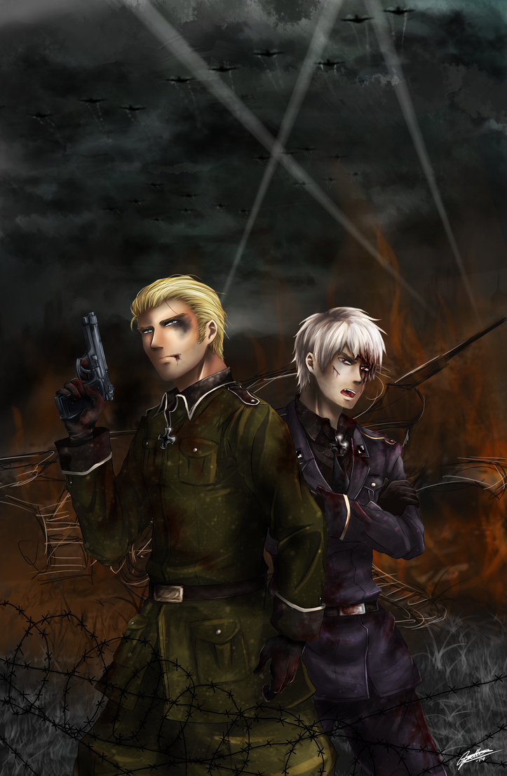 APH Germany + Prussia - And here comes the trouble by Bjatterflai