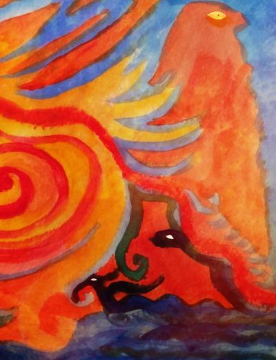 Sunbird by KlingenbergM