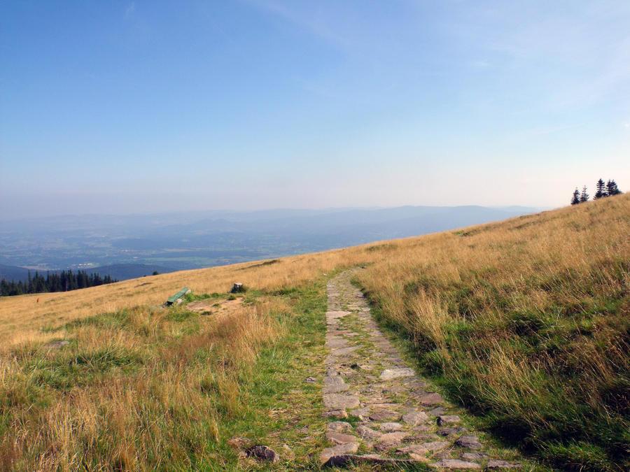 Mountain path 8 by PrismTank